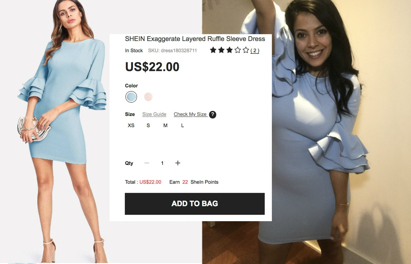 4aa9c0e6018b Fashion Review! Are those cheap fashion sites worth your money ...